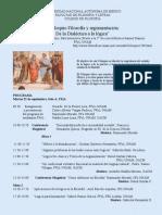 Coloquio FFyL Filosofia&Argumentacion2015