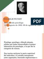 Wilhelm Wundt Bio
