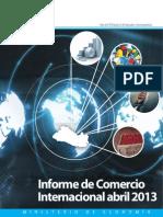 Informe Del Comercio Exterior