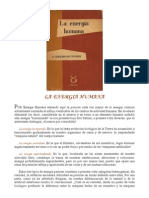 La Energia Humana - Teilhard de Chardin