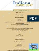 Fall Conference Updated