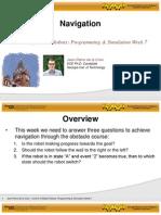 Programming & Simulation Lecture 7 Slides