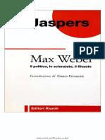 Jaspers - Weber
