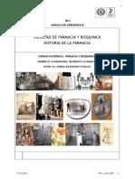 Modulo de Historia de La Fcia. 2015-i