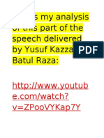 10 March 2010- Fitna Yusuf Kazzab and Zaid Hamid Part II