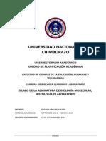 Sílabo de Biología Molecular, Histología y Laboratorio.pdf