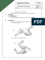 Lab 2- Transformación, Grashof, Sintesis Dimensional 2015-1