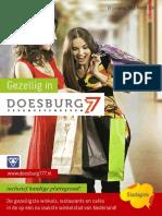 Gezellig in Doesburg 2015 Website