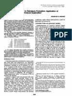 Waples 1980 AAPG Lopatin Method