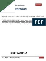 Monografia Crimen y Castigo
