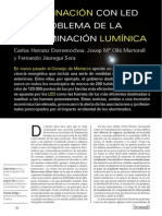 Led como alternativa de iluminacion