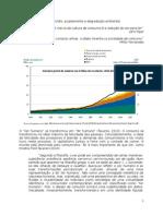 Consumicídio, acoplamento e degradação ambiental
