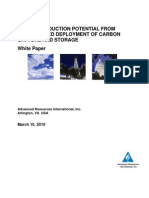 Ari Ccs-co2-Eor Whitepaper Final 3-10-10