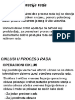 Ciklusi Rada