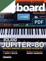 Keyboard Magazine 10 2011
