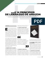 14 Principios de Amazon