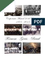 Resumo Histórico da Banda Municipal de Formosa