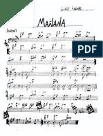 Morning (Una Mañana) (Bass)