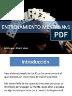 Entrenamiento Mental
