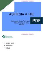 Asfiksia & Hie