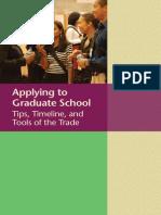 Grad School Guide