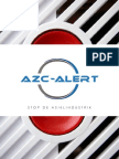 AZC Alert Manifest