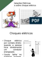 Conceitos Sobre Choque Elétrico