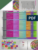 Programa de Mano FISAC 2014