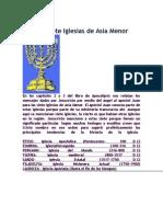 Las Siete Iglesias de Asia Menor