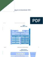 Planificación de Necesidades (MRP)