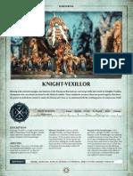 Aos Warscroll Knightvexillor En