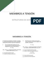 Miembros a Tension 2015