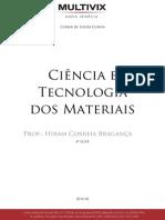 Apostila Ciência e Tecnologia Dos Materiais