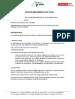 Metodología de Desarrollo Del Curso EPC