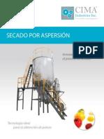 Secado Por Aspersión (Pulverización)