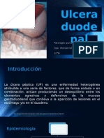 ulcera dudodenal