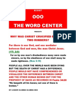 Why Crucified