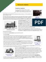 Apuntes Sobre Revolucion Industrial