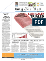 The Daily Tar Heel for Sept. 16, 2015