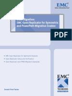 h5765 Data Migration Open Replicator Symm Ppme Techbook