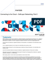 SoftLayer Fundamentals Connecting to Th 1283769