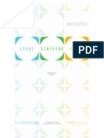 2010 Midwest Legal Staffing Guide