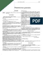 LO 4-88 Modifica LECrim (Bandas Armadas y Elementos Terroristas)