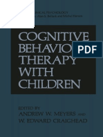CBT for children