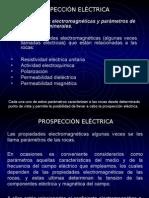 Prospección Eléctrica Clase