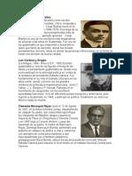 Biografía de Cesar Brañas