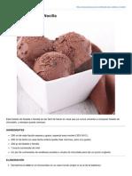 Divinacocina.es-helado de Nutella o Nocilla