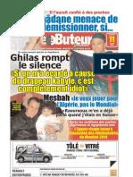 LE BUTEUR PDF du 11/03/2010
