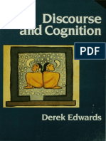 Edwards-Discourse and cognition