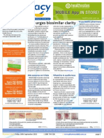 Pharmacy Daily for Fri 18 Sep 2015 - Biostime acquires Swisse, PSA urges biosimilar clarity, Truss backs pharmacy, Events Calendar and much more